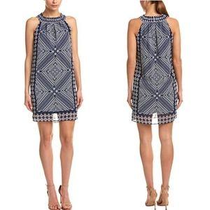 Just Taylor Scarf Print Summer Dress - NWT - Sz 2